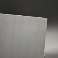 echantillon acier decape
