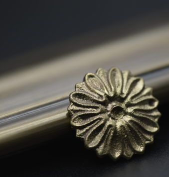 detail echantillon ferronnerie art