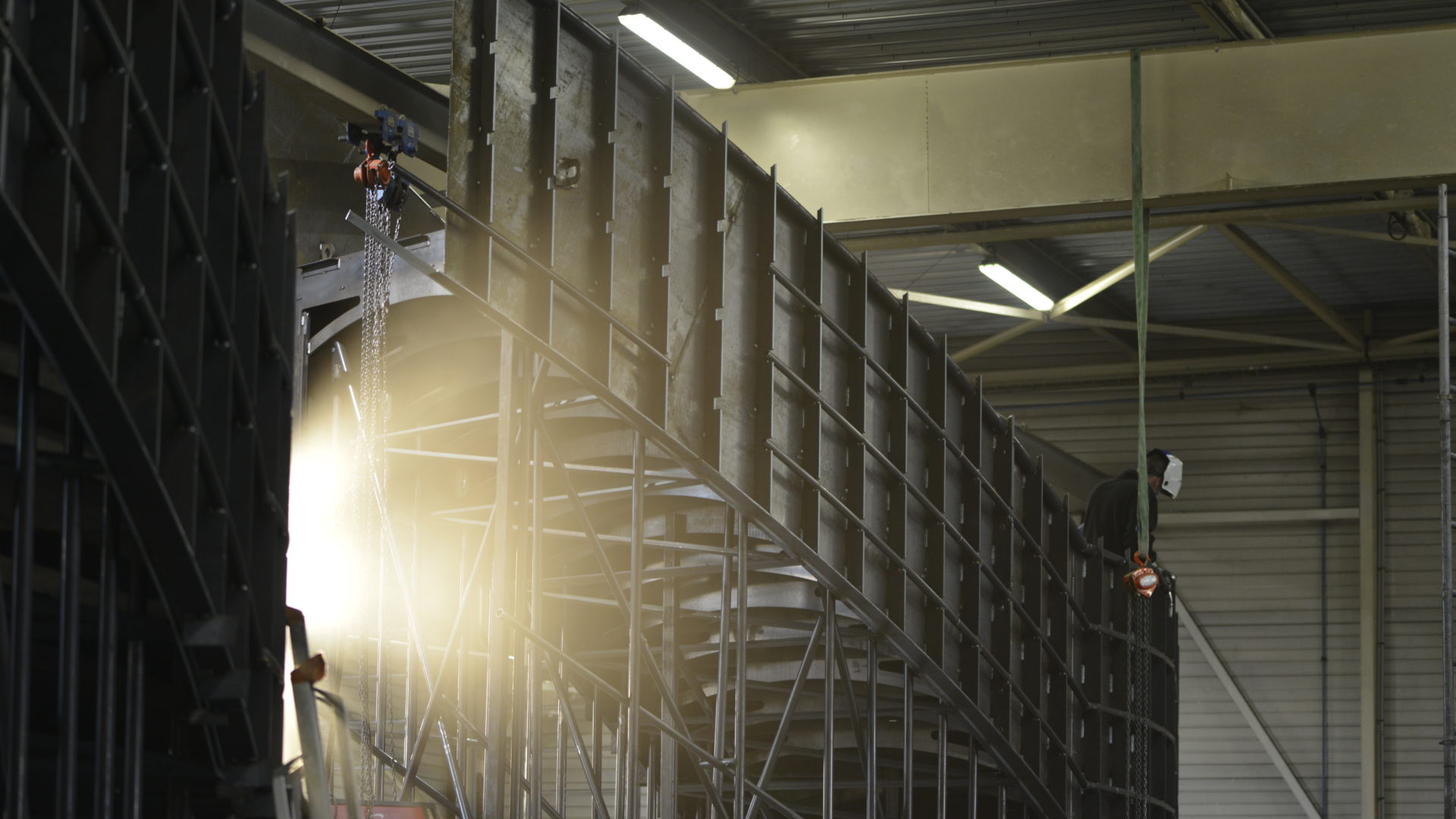 fabrication escalier sur mesure escalier monumental rejoindre REM