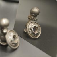 echantillon inox poli miroir