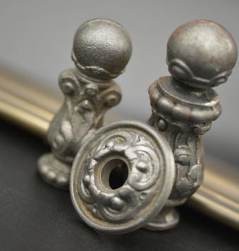 pieces ferronnerie art ornement rosaces