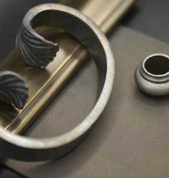 volutes pieces ferronnerie art