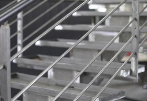 Lisse sous lisse Escalier