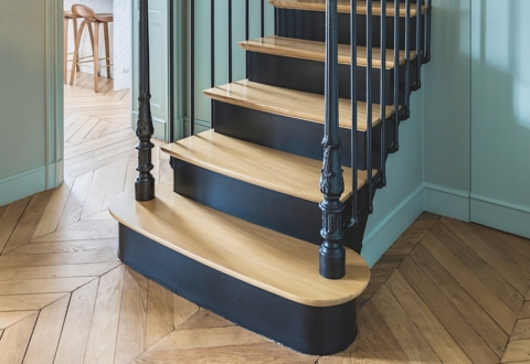 Marche de depart escalier