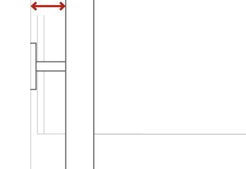 passage de main schema escalier main courante