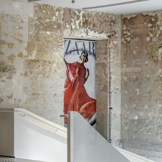 escalier garde corps verre sur mesure