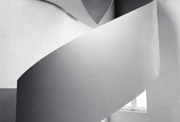 escalier spirale escalier art