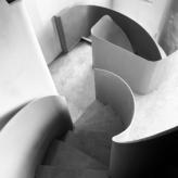 escalier sur mesure spirale ruban